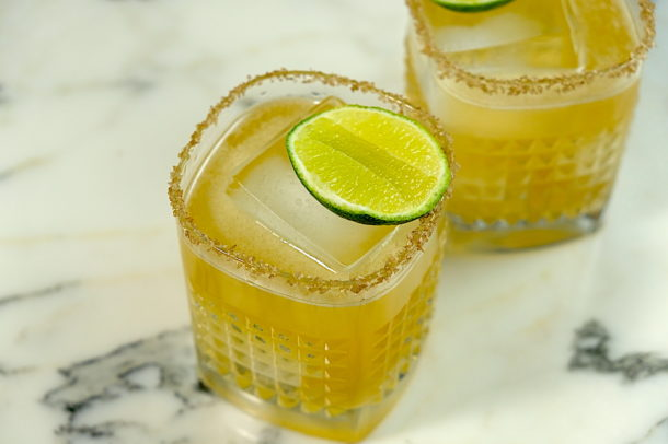 Top-Shelf Margarita