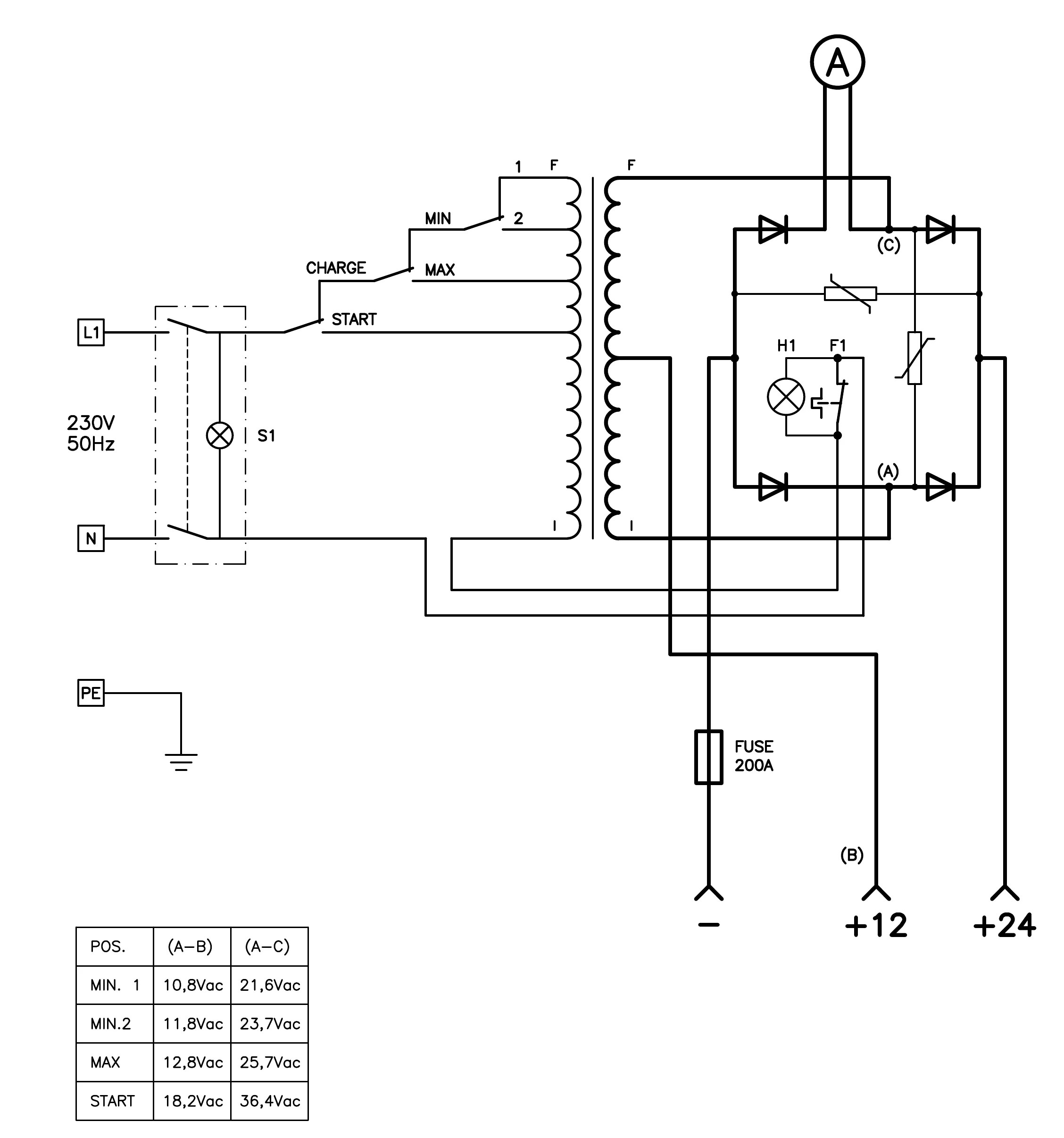 Deltum Wire Motor Diagram