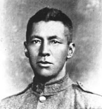 Thomas Tucker WWI