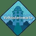 SPM Academy Tour – Volkssternwarte Badge