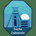 SPM Academy Tour – Zeche Zollverein Badge