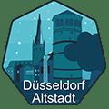 SPM Academy Tour – Altstadt Düsseldorf Badge