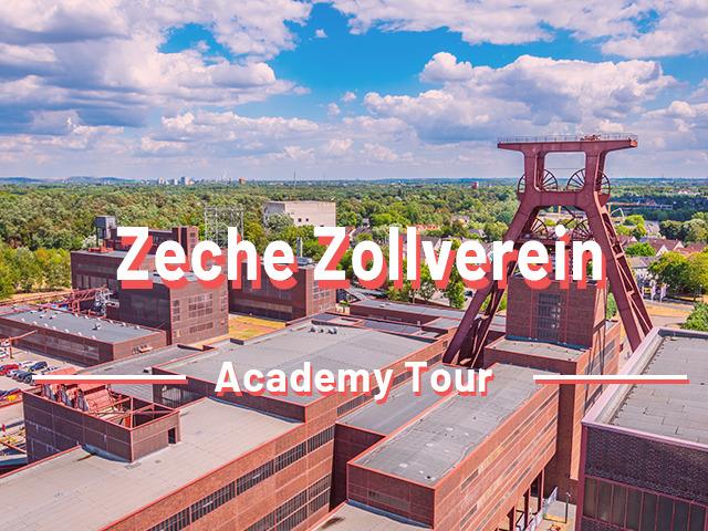 UNESCO-Welterbe Zeche Zollverein extra lange Rätseltour
