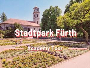 Sir Peter Morgan Fuerth Tour Stadtrallye Outdoor Schnitzeljagd