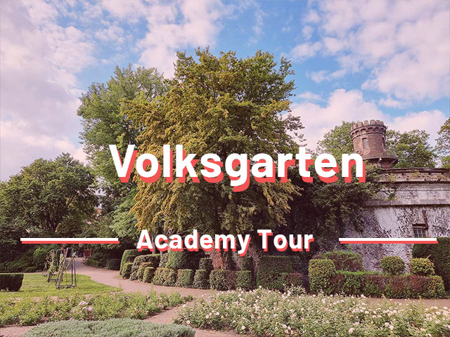 Kölner Volksgarten Rätseltour