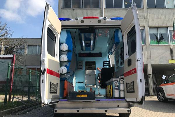 Siracusa. Nuove ambulanze medicalizzate in provincia: destinate a cinque  postazioni – SiracusaOggi.it