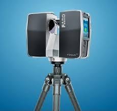 Le scanner/Laser Faro
