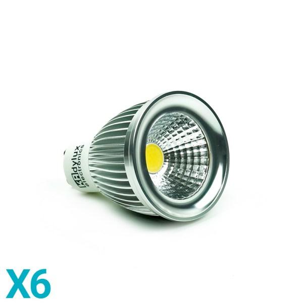 Lámpara LED GU10 8W - Kadylux