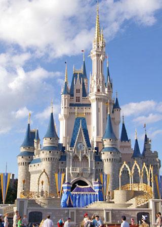 Los argentinos están cuartos en el ranking de visitantes de Disney