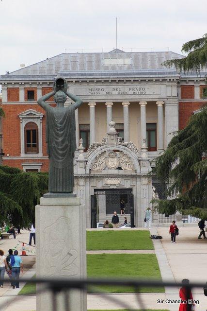 El Retiro, de Madrid