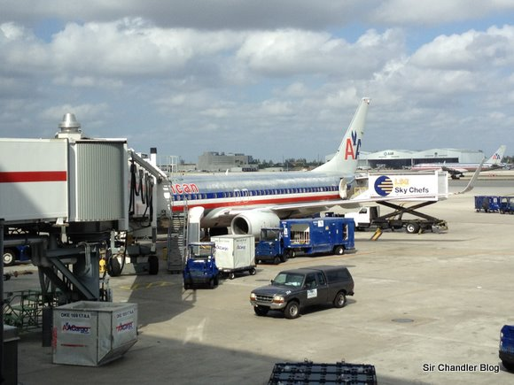 American Airlines 2088 Miami – La guardia (Nueva York)