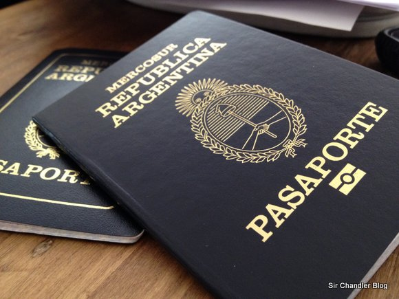 nuevo pasaporte argentino