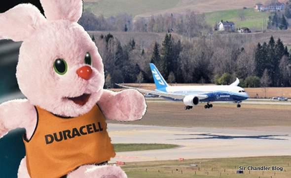 Vuelve la alegría a los cielos (???) el 787 aprobado para volar después del cambio de baterias