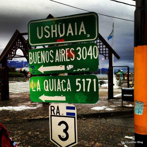Ushuaia ¿Qué lado del avión tiene mejor vista?