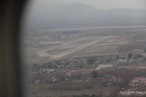 Mendoza le gana a Córdoba en cantidad de vuelos