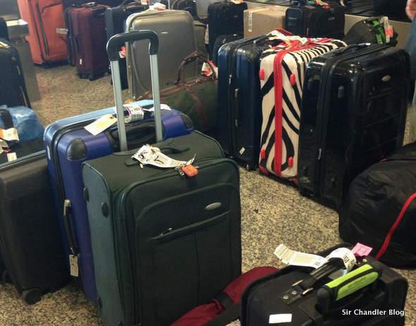 Tips para cuidar las valijas y el equipaje en los vuelos y aeropuertos