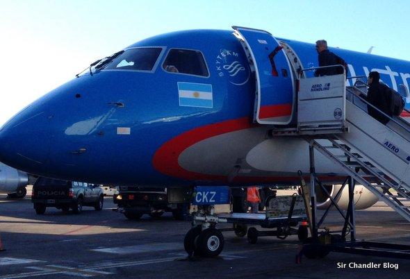 Aerolíneas Argentinas comienza a volar a Paraná