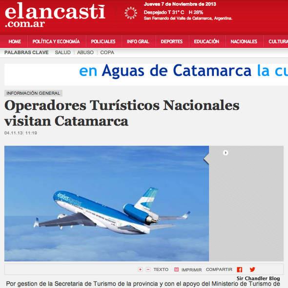 El recurso de buscar fotos de aviones en google de algunos medios…