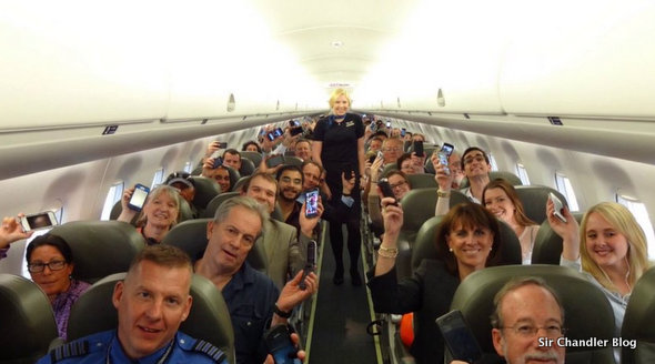 Nueva y particular limitación de seguridad en los vuelos dentro y hacia USA