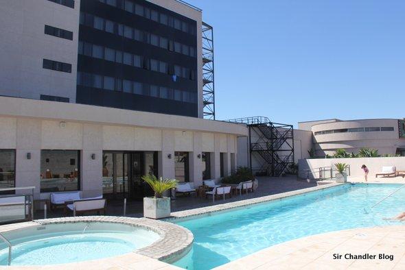 Hilton Garden Inn Tucumán. Review del hotel