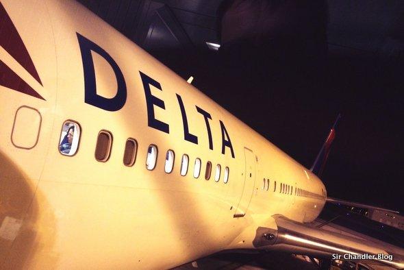 Crónica del vuelo a Atlanta con Delta