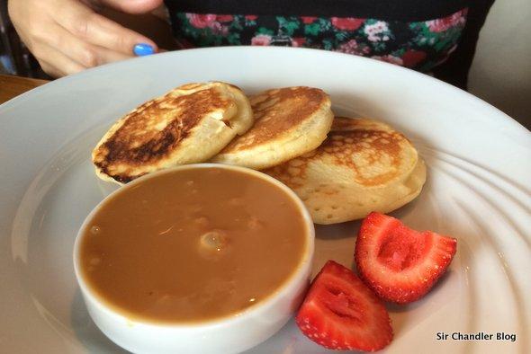 El desayuno y la gastronomía del Four Seasons Carmelo (Post III/III)