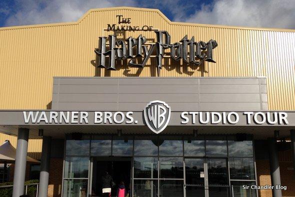 Los estudios de filmación de Harry Potter en las afueras de Londres