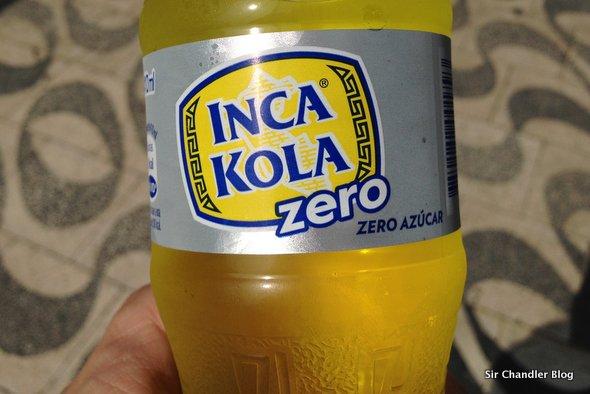 Inca Kola y Dr Pepper… desarrolle