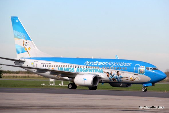 Promo «por las dudas» de Aerolíneas Argentinas