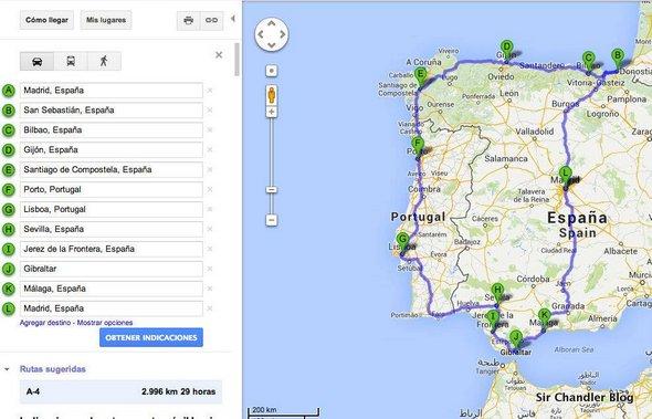 google-maps-espana
