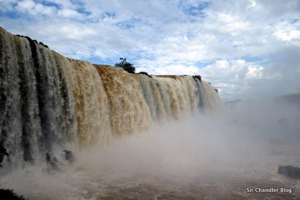 Cataratas del Iguazú (lado Brasil)