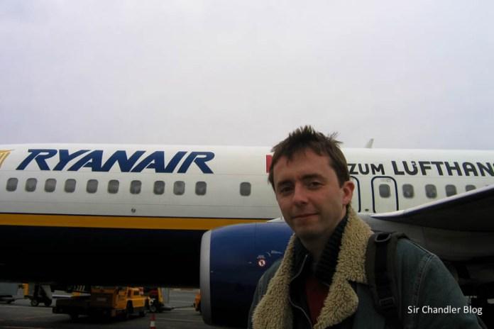 Viejas crónicas low cost, mis primeros vuelos en Easyjet y Ryanair