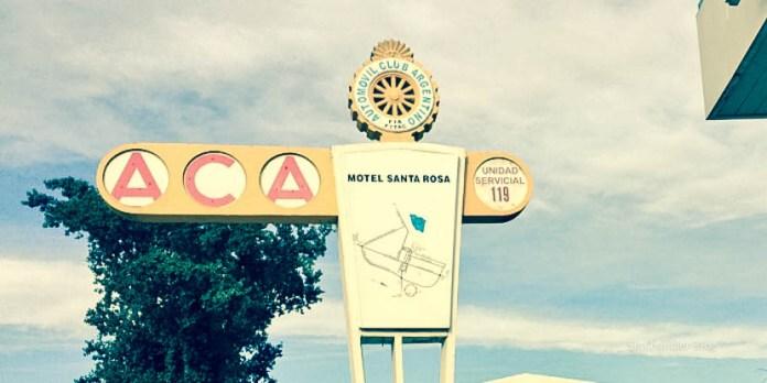 El Motel del ACA en Santa Rosa