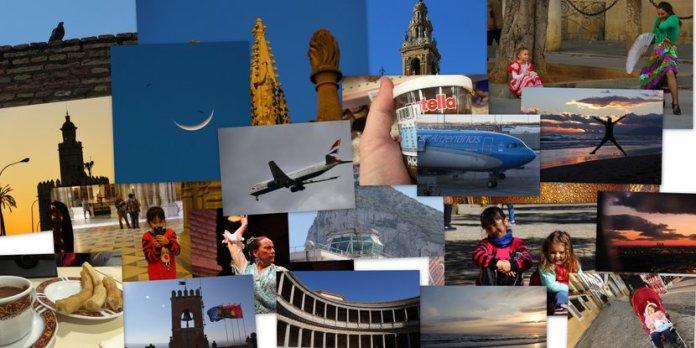 20 años de distancia del primer viaje a Europa en cuestiones fotográficas