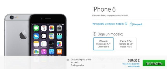iphone-6-espana-costo