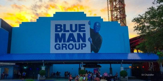Conociendo a los Blue Man Group antes de la llegada a la Argentina