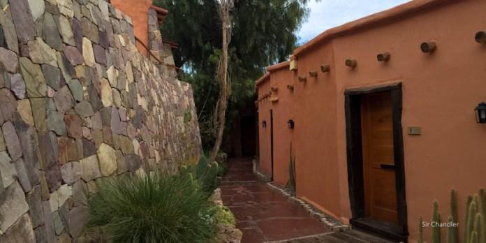 El hotel Las terrazas de Tilcara