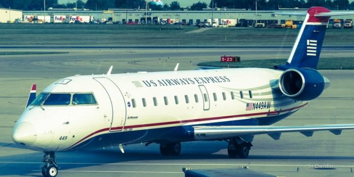 American Jet busca incorporar algún CRJ para sus nuevos vuelos