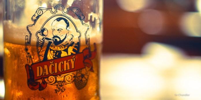 Praga, donde la cerveza es más barata que el agua