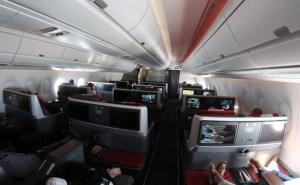 Airbus-350-cabina