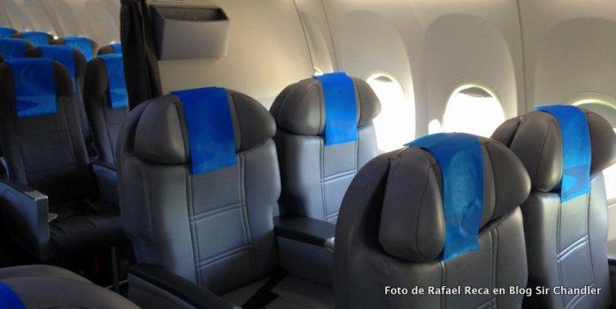 Aerolíneas Argentinas estandarizó los interiores de los Boeing 737 y todos tienen Club Economy