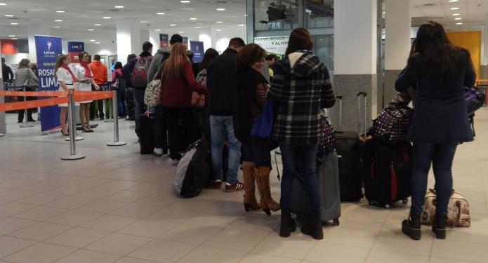 El aeropuerto de Rosario cerrará por tres días