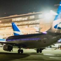 Los 737 vienen marchando