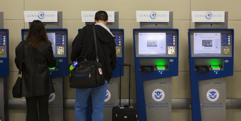 La supuesta ventaja para la entrada en los Estados Unidos