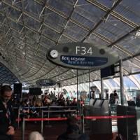 Varados en Europa y Latinoamérica: reitero la chance de acercarse al aeropuerto final