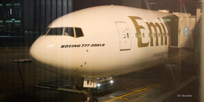Emirates implementó testeos rápidos de COVID-19 a sus pasajeros