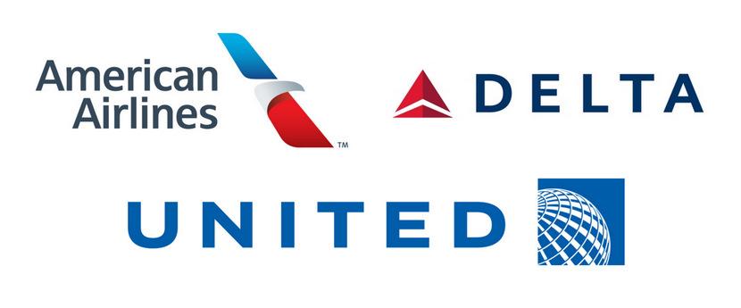 Las aerolíneas norteamericanas pusieron clase tarifaria sin carry on