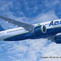 Azul aumenta capacidad y vuelos hacia Buenos Aires