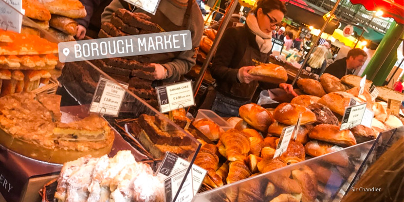 El Borough Market de Londres