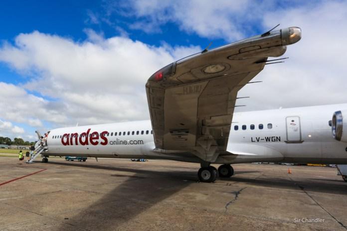 Andes: su ajuste de operaciones y el futuro